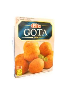 Gits Gota Mix (Savoury Fritter) | Buy Online at the Asian Cookshop